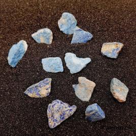 Lapis Lazuli – Pierre brute de poche – 2.5 à 3cm – N°6909