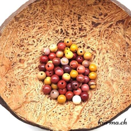 Kûrma, votre magasin de perles en Suisse. Acheter des perles rondes en pierre naturel dans la boutique en ligne. Nous livrons en France, Belgique et en Allemagne. Vente en gros pour la revente et au détail pour les particuliers, thérapeute et bijoutier