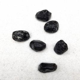 Obsidienne Larme d'Apache – Pierre brute de poche – 3 à 3.5cm – N°7461.2