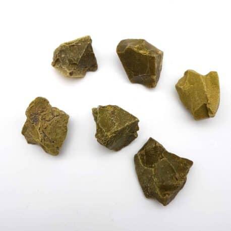 Opal vert – Pierre brute de poche – 6903.2 (2)