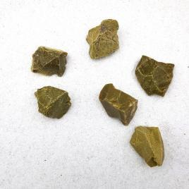 Opale vert – Pierre brute de poche – 3.5 à 4cm – N°6903.2
