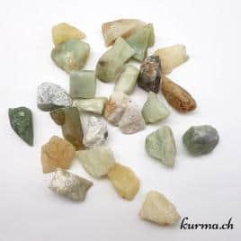 Serpentine – Jade de Chine – Pierre brute – 4 à 5cm – N°7889.2