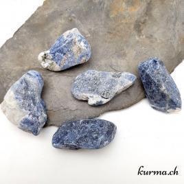 Sodalite – Pierre brute de poche – 4 à 5cm – N°6906.2