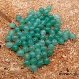 Aventurine verte – Perles 4mm – N°6041