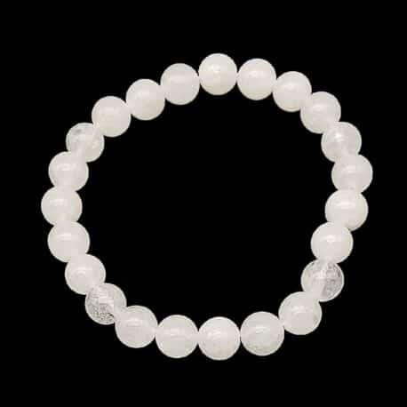 Vente en ligne de bracelets en perles naturelles dans la boutique Kûrma. Livraison rapide dans toute la Suisse, France, Belgique et Allemagne