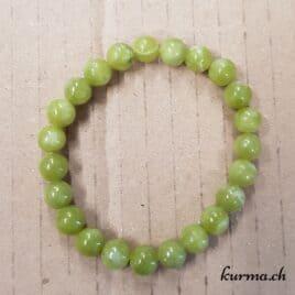 Bracelet Jade du Canada - 8mm