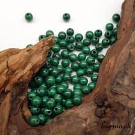 Malachite – Perles 4-4.5mm – N°9181