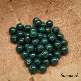 Malachite – Perles 8mm – N°9179