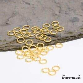 anneau fermé pour bijoux