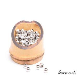 Argent perles