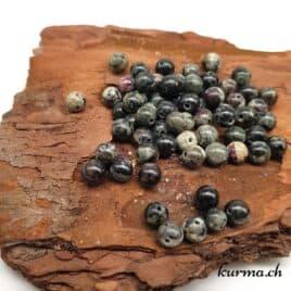 Perles en Eudialite 6mm
