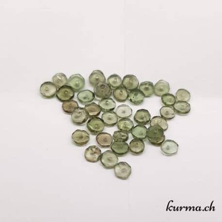 Perles Moldavite 4mm