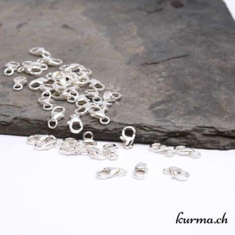 Apprêts, entre-perles, embouts cache-nœuds, anneaux fermoirs, boucles d'oreilles, anneaux de jonction, et autre pièces pour la création et fabrication de bijoux