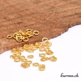 anneau ouvert pour bijoux