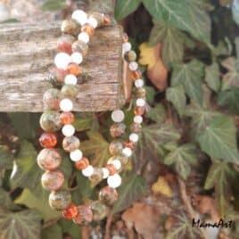"""Bracelets pour couple """"Raviver la flamme"""" Br.21.3"""