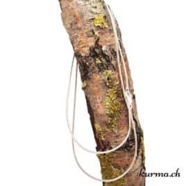 Collier serpent fin en argent 925 – 70cm