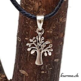 Pendentif arbre de vie 10x19mm – Argent 925  – N°9306