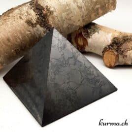 Pyramide Shungite 12cm