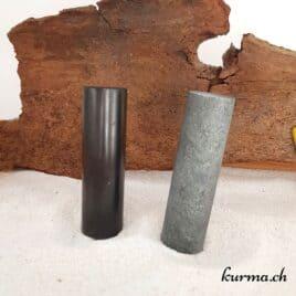 Cylindre de Pharaon Shungite et Stéatite