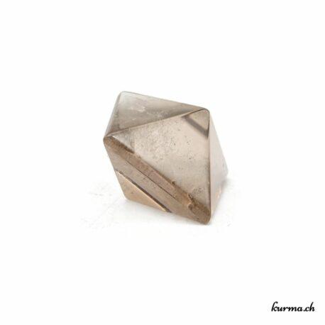 Acheter ce lot de solide de Platon dans la boutique en ligne Kûrma. Ils sont taillés dans un fabuleux  quartz fumé. Kûrma est une boutique spécialisée dans des pierres de qualité directement importer depuis les artisans lapidaires. Sélectionné avec le plus haut degré d'exigence.