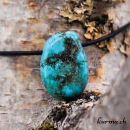 Turquoise en pendentif