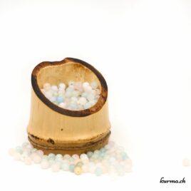 Perles Aigue-marine