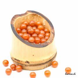 Aventurine Orange - Perles