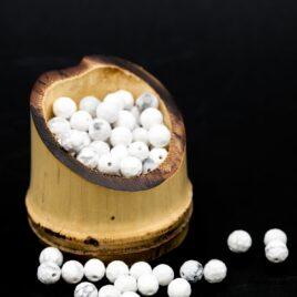 Perles en Magnésite