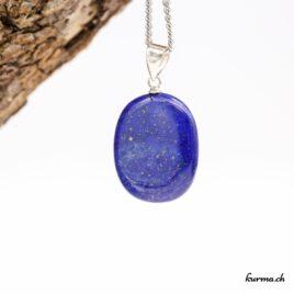 Lapis-Lazuli bijou avec boucle en argent