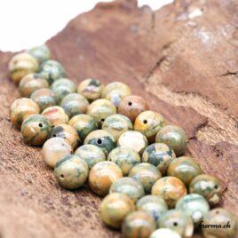 Perles Rhyolite 10mm