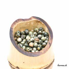 Perles Rhyolite 4mm