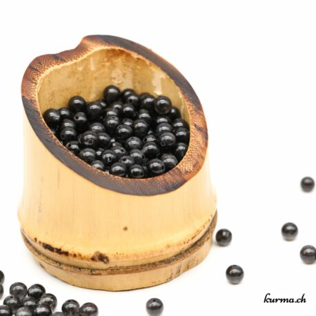 Perles Scapolite Oeil de chat 4mm