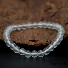 Bracelet Fluorite bleue 6mm
