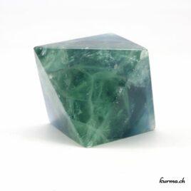 Fluorite cristallisée