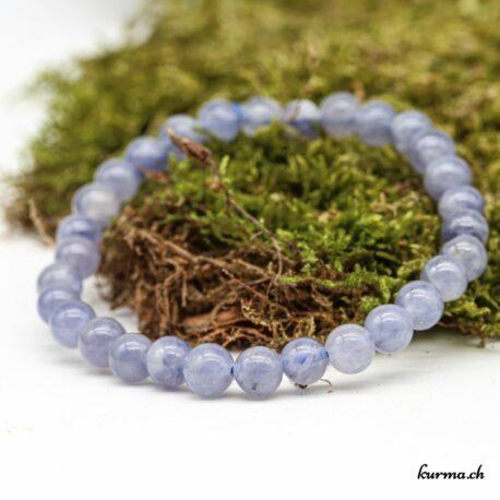 Bracelet Iolite 6mm