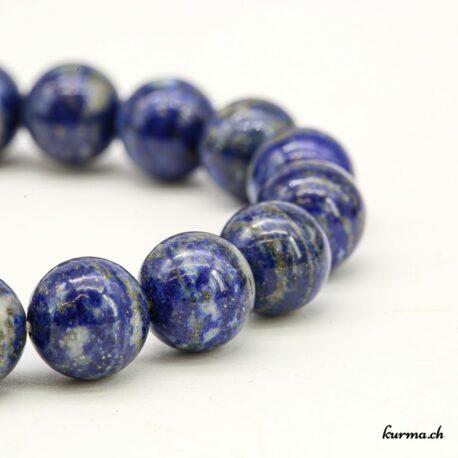 Bracelet Lapis-Lazuli 10mm