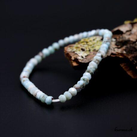 Bracelet Larimar 3mm