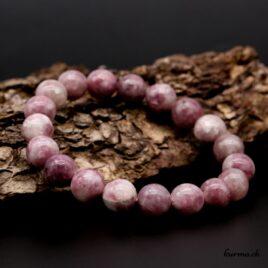Bracelet en Lépidolite