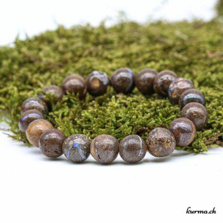 Bracelet Opale Boulder 10mm