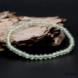 Bracelet Prehnite 4mm