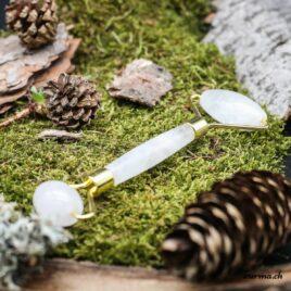 Rouleau de massage Cristal de roche