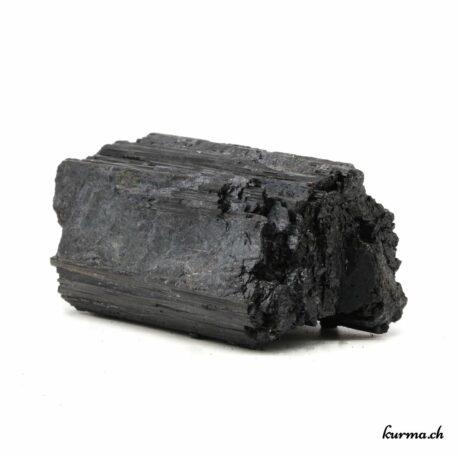 Tourmaline noire Schorl minéraux brute