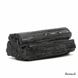Tourmaline noire du Brésil cristallisée