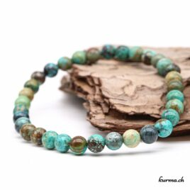 Bracelet Turquoise 6mm