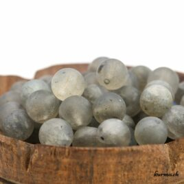 perles Labradorite mate 8mm