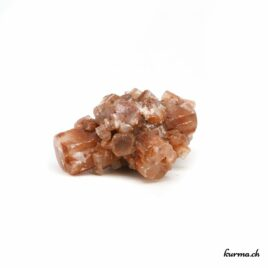 Aragonite minéraux brute
