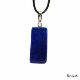 Lapis-lazuli collier en argent