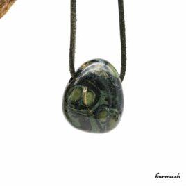 Eldarite kambaba – Pendentif pierre percée – N°8730.2