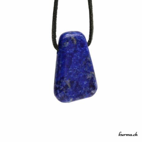 Lapis-lazuli pendentif pierre