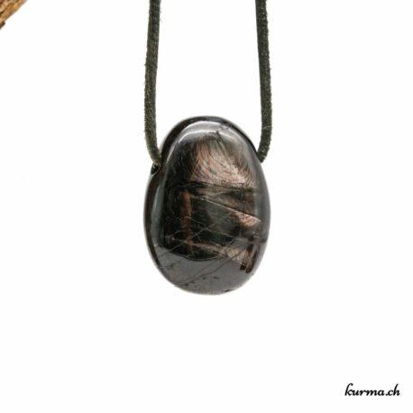 Hypersthène pendentif pierre